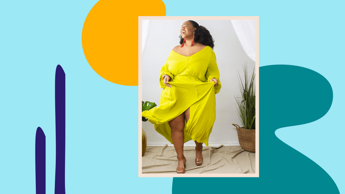 Plus-Size Summer Outfit Ideas