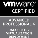 VMware VCAP6-DCV- Deploy - Badge