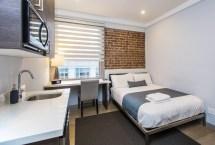 Rooms & Suites In San Francisco Calista Organic Hotel