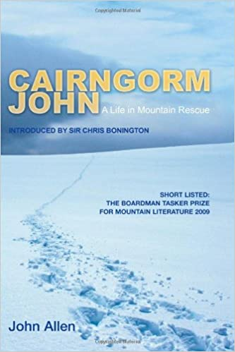 Cover of Caingorm John, footsteps in the snow