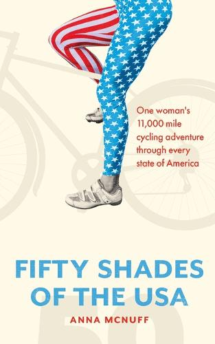 Book cover for 50 Shades of USA