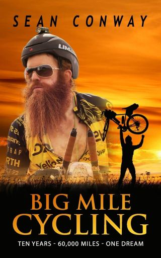 Book cover for Big Mile Cycling