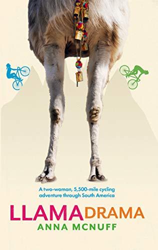 Book cover for Llama Drama