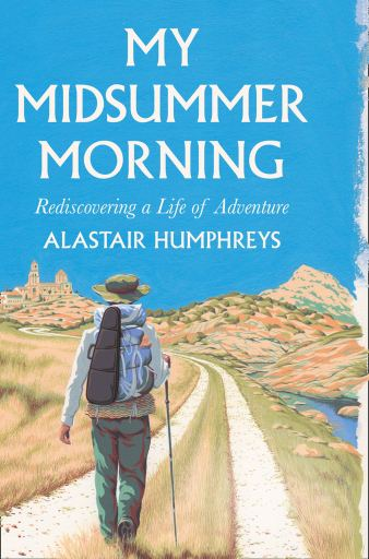 Book cover for My Midsummer Morning