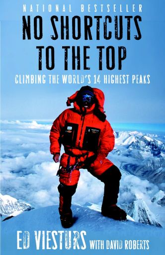 Cover for No Shortcuts to the top!