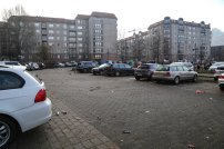 Site of Hitlers bunker. Now, just a carpark