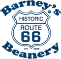Barney's Beanery historic route 66