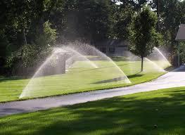 Lawn Irrigation System ...