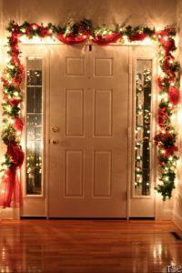holiday doorway