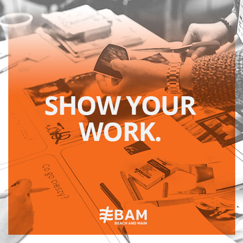 Show Your Work.
