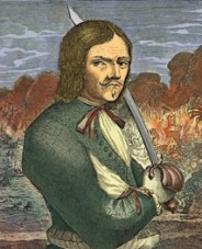 Francois Ollanais pirate