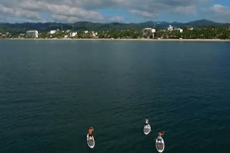 stand up paddle boarding lessons in mexico