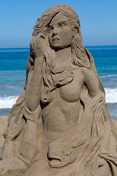 puerto vallarta sand sculpture
