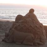 The Sand Sculptures of Puerto Vallarta Mexico