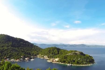 dalmatian islands croatia