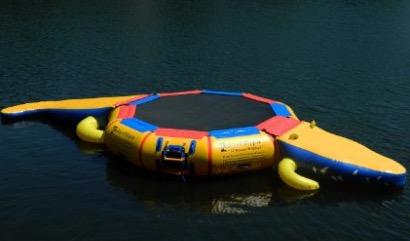 floating gator device