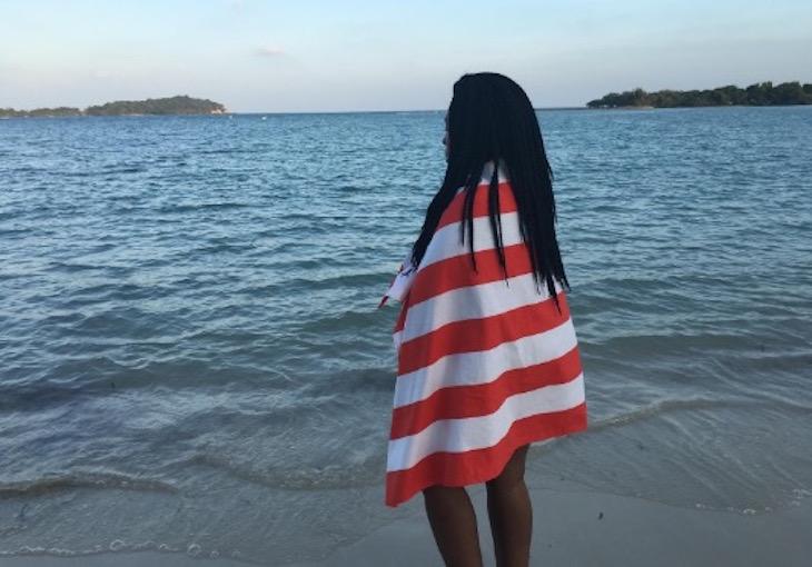 mirofiber beach towel review