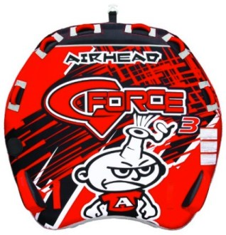 AIRHEAD AHGF-3 G-Force Inflatable Towable Review