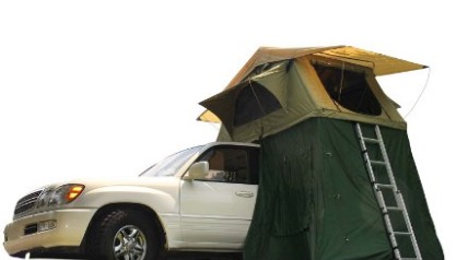 camco rooftop tent review