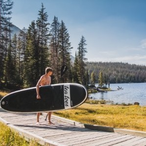 ten toes paddle board review