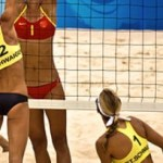 How To Play Beach Volleyball + History