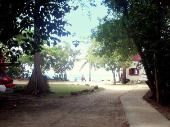 cinnamon bay scenery