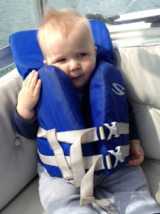 stearns-jacket-I-think-baby-on-boat-225x300
