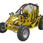 Spider K28A High End 150cc Go Kart Review