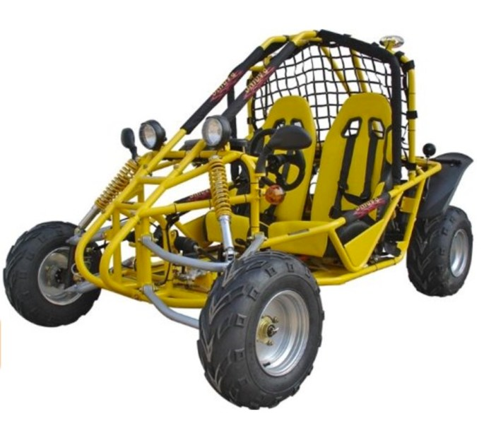 Spider K28A High End 150cc Go Kart