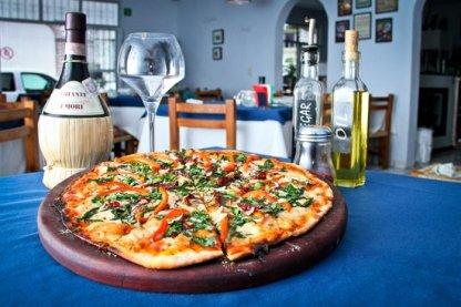 Toscana Mia restaurant Bucerias Mexico