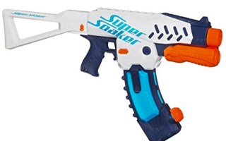 Super Soaker Switch Shot Blaster review