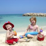 10 Fun Activities For Young Children At The Beach