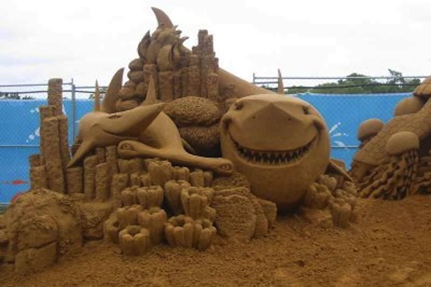 best sandcastle ever