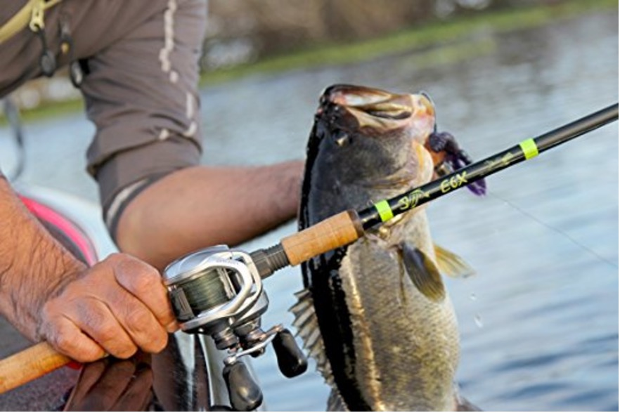 G  Loomis E6X Crankbait Rods Review