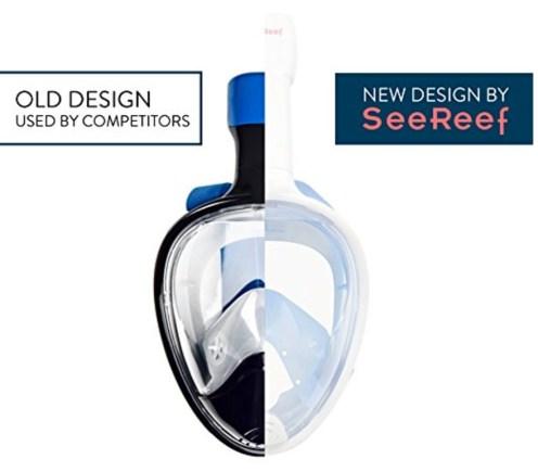 new seereef design