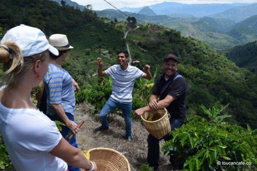 Medellin-Coffee-Farm-Tour-Harvesting-e1465256358321