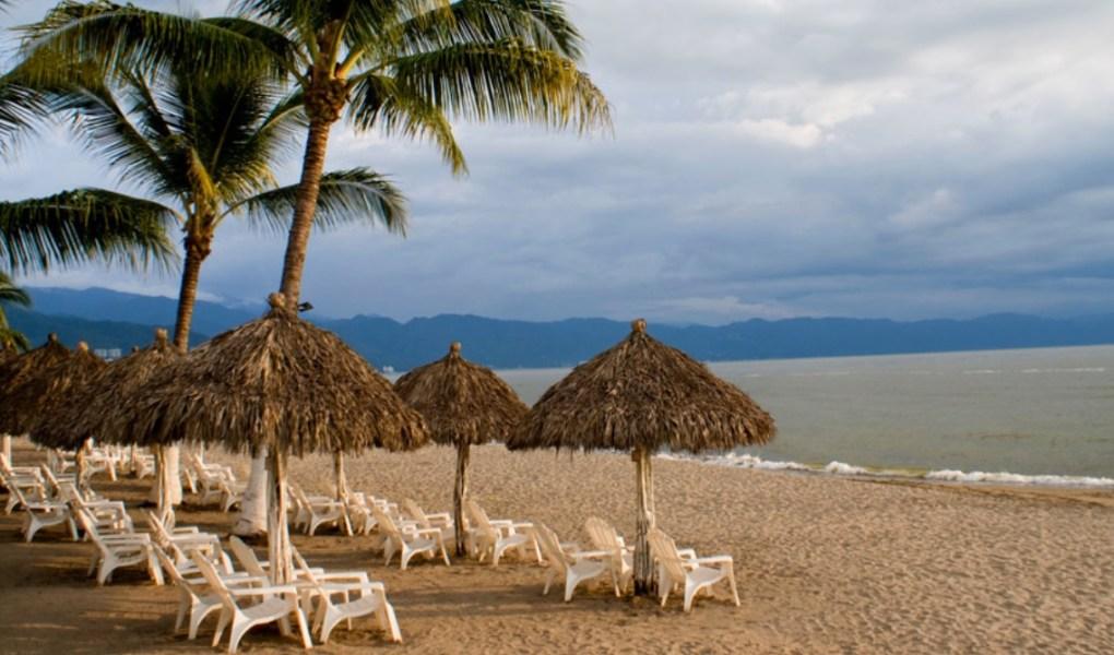Bucerias Beach Mexico