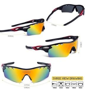 best stylish running sunglasses