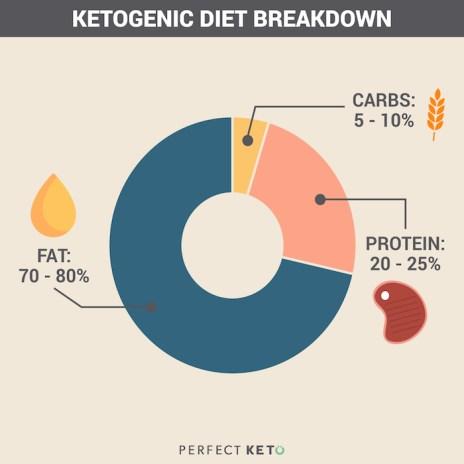 ketogenic diet breakdown