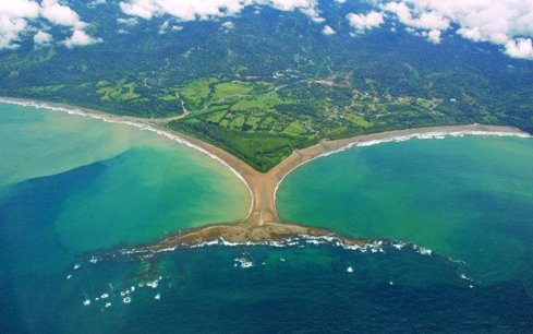 nicest beaches in costa rica