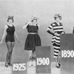 Why Today's Women's Swimwear Looks The Way It Does (A Historical Perspective)