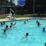 Can you get the HIV / AIDS virus from a swimming in a public pool?