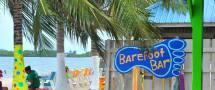 Barefoot Beach Bar Belize