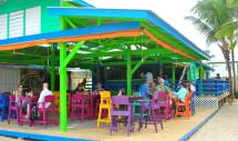 Barefoot Bar Placencia Belize