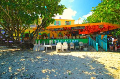 The Beach Bar, St. John, US Virgin Islands – The Beach Bar ...