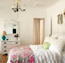 cottage shutters beach island bedroom coslick jane chic shabby starfish boasts whitemarsh beachblissliving interior