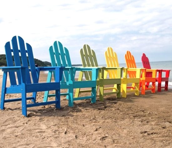 perfect beach chairs chair design principles adirondack the summer