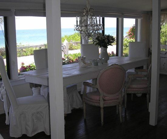 Shabby Chic Beach Cottage On Casey Key, Florida