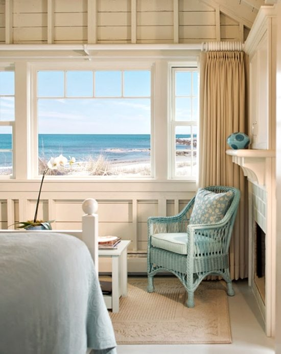 mini adirondack chairs kidkraft doll high chair chic cozy beach cottages at castle hill inn, newport ri - bliss living