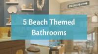 Beach Theme Bathroom - Bathroom Design Ideas